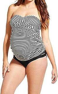 Mujer Tankini Trajes de Baño Embarazada - Tallas Grandes