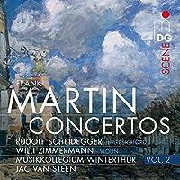 Concetos: Polyptique / Passacaille / Concerto for