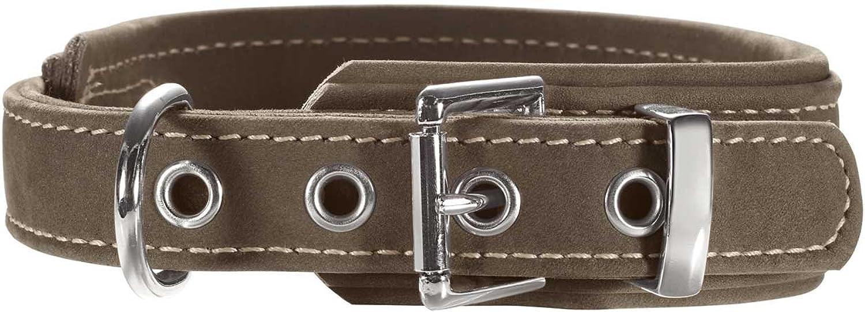 Hunter Dog Collar Hunting Comfort, 4956 cm, Olive
