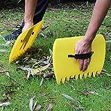 Leaf Grabber, Leaf Scoops Hand Rakes Hands Leaf Collector Garden Rakes Leaf Claw