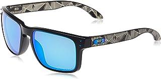 نظارة شمسية بتصميم مربع هولبروك من اوكلي للرجال - OO9102