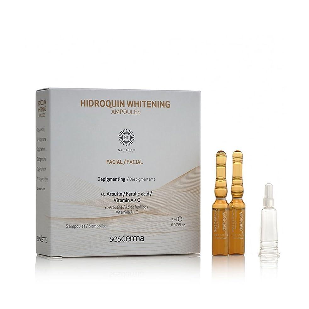 早める規定コインランドリーSesderma Hidroquin Whitening Ampolas 5x2ml [並行輸入品]