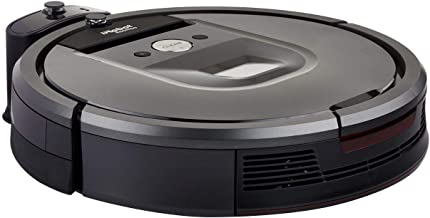 iRobot Roomba 980 Robotic Automatic Vacuum Cleaner - Black
