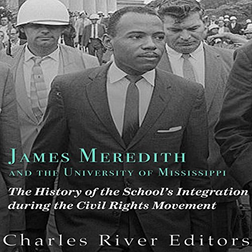 James Meredith and the University of Mississippi audiobook cover art