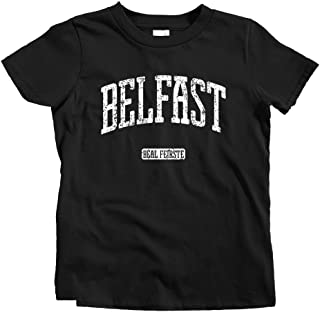 Smash Transit Kids Belfast T-Shirt