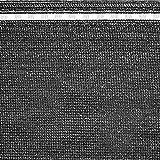 tenax Rete Tessuta Ombreggiante Frangivista a Schermatura Totale, Coimbra Dark 1,00x50 m...