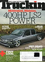 Truckin Volume 42 No 3 Magazine World's Leading Truck Publication MOTIVATED, MIDSIZE, 400HP LS2 POWER First Look: 2017 Ford Super Duty