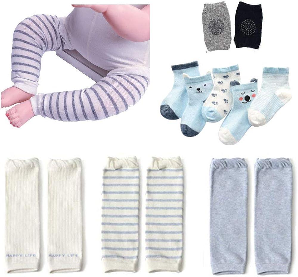 Baby Leg Warmers Leggings Challenge the lowest price of Japan ☆ Knee pads Popular brand Toddler socks 10 for p pack