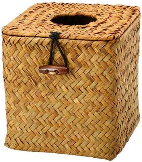 GPPZM Rattan Tissue Box Online limited product - Rectangular Towel with Free shipping anywhere in the nation Holder Li Paper