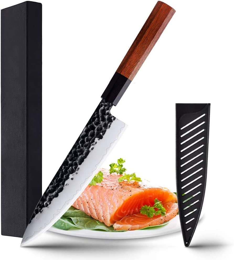 Pro Chef Max 58% OFF Knife OFFicial 8 Inch - ZUOLUO lay Kitchen Three Japanese