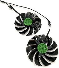 Jingliang Counterclockwise Clockwise T129215SU Replacement Graphics Fan for GIGABYTE GTX 1050 1050Ti 1060 1070 1080 1080Ti G1