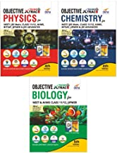 Objective NCERT Xtract Physics, Chemistry, Biology for NEET, Class 11/ 12, AIIMS, JIPMER 4th Edition