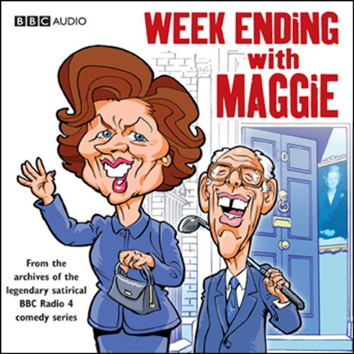 Week Ending with Maggie audiobook cover art