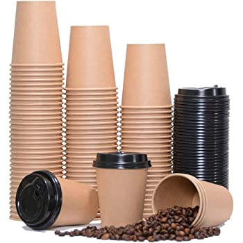 4 cups of beverage portable corrugated paper container milk