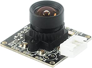 Spinel VGA USB Camera Module OV7725 with Non-distortion Lens FOV 95 degree, Support 640x480@60fps, UVC Compliant, Support most OS, Focus Adjustable, UC03MPA_ND