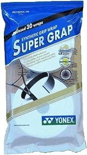 Yonex Super GRAP 30 Overgrip - Tennis, Badminton, Squash - Choice of Color