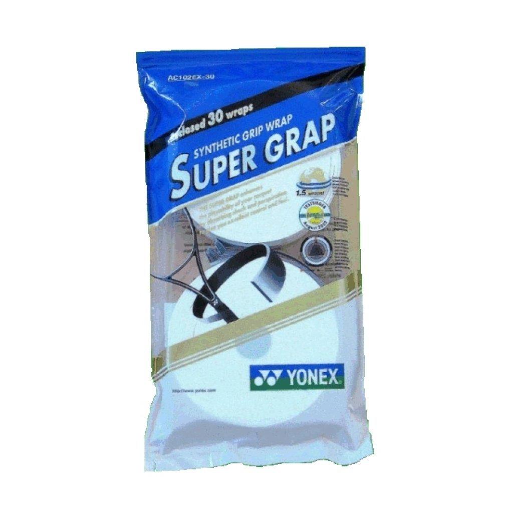 Yonex Super Grap 30 Pack Yellow