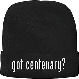 BH Cool Designs got Centenary? - Men's Soft & Comfortable Beanie Hat Cap