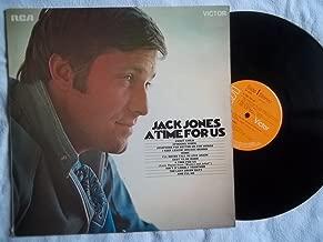 JACK JONES A Time For Us vinyl LP