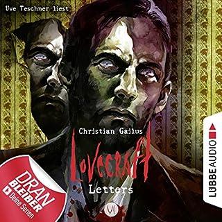 Lovecraft Letters 6 Titelbild