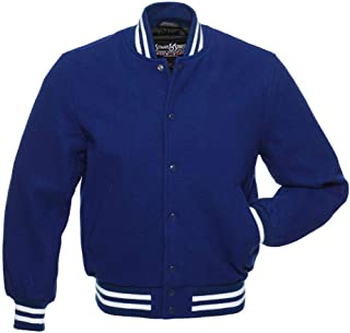 Best blue and white varsity jacket Reviews