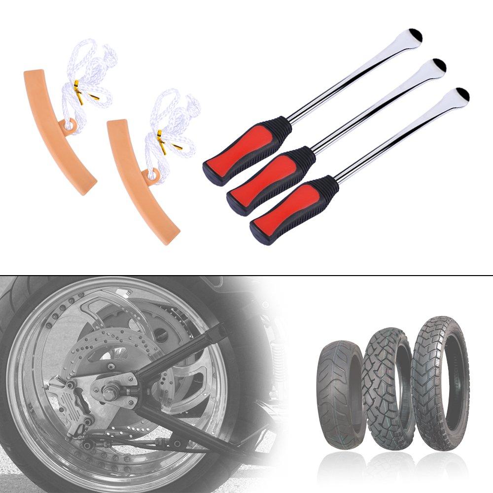 AutoEC Desmontadores de Neumático, Kit de Herramientas de Hierro ...