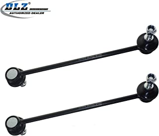 DLZ 2 Front Sway bar End Links Compatible with 1995 1996 1997 1998 Mazda Protege, 2001 2002 2003 2004 Mazda Tribute Ford Escape, 2011 2012 2013 2014 Mazda 2 K80104