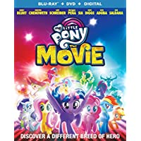 My Little Pony: The Movie [DVD + Blu-ray]
