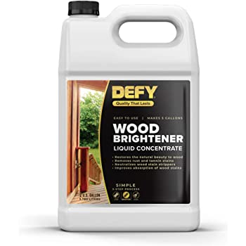 DEFY 1 Gallon Wood Brightener