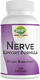 Sponsored Ad - Nerve Support Formula for The Nutritional Support of Neuropathy and Nerve Pain Relief. 120 Capsules