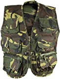 Kombat UK Kinder Tactical Weste 98 DPM Camo