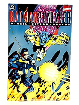 Batman/Punisher: Lake Of Fire - Book  of the Punisher
