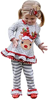 Best cute christmas outfits for girls Reviews