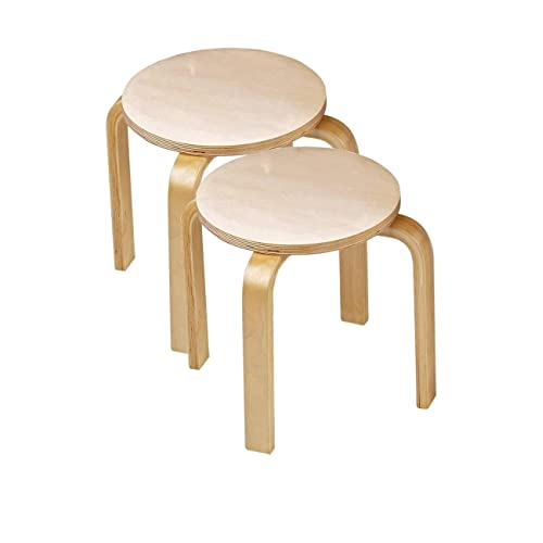 Fabulous Small Wood Stool Amazon Com Forskolin Free Trial Chair Design Images Forskolin Free Trialorg