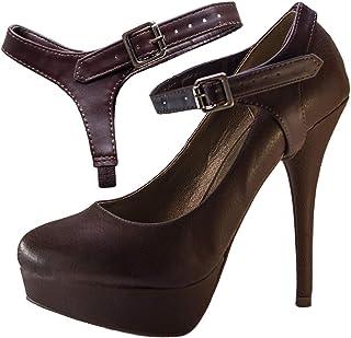 4e3bddfb67aa9b Sangles Amovibles de Chaussure - Pour maintenir en place des chaussures à  talons hauts laches,