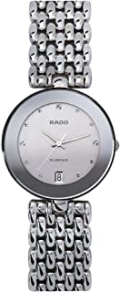 Rado Florence Women's White Dial Stainless Steel Band Watch - R48744103
