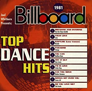 Billboard Top Dance Hits: 1981