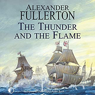 The Thunder and the Flame cover art