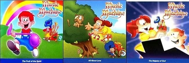 Music Machine Complete Set