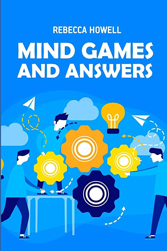 絡み合い高度な猛烈なMind Games And Answers: I Loop Puzzles (Mental Puzzles)
