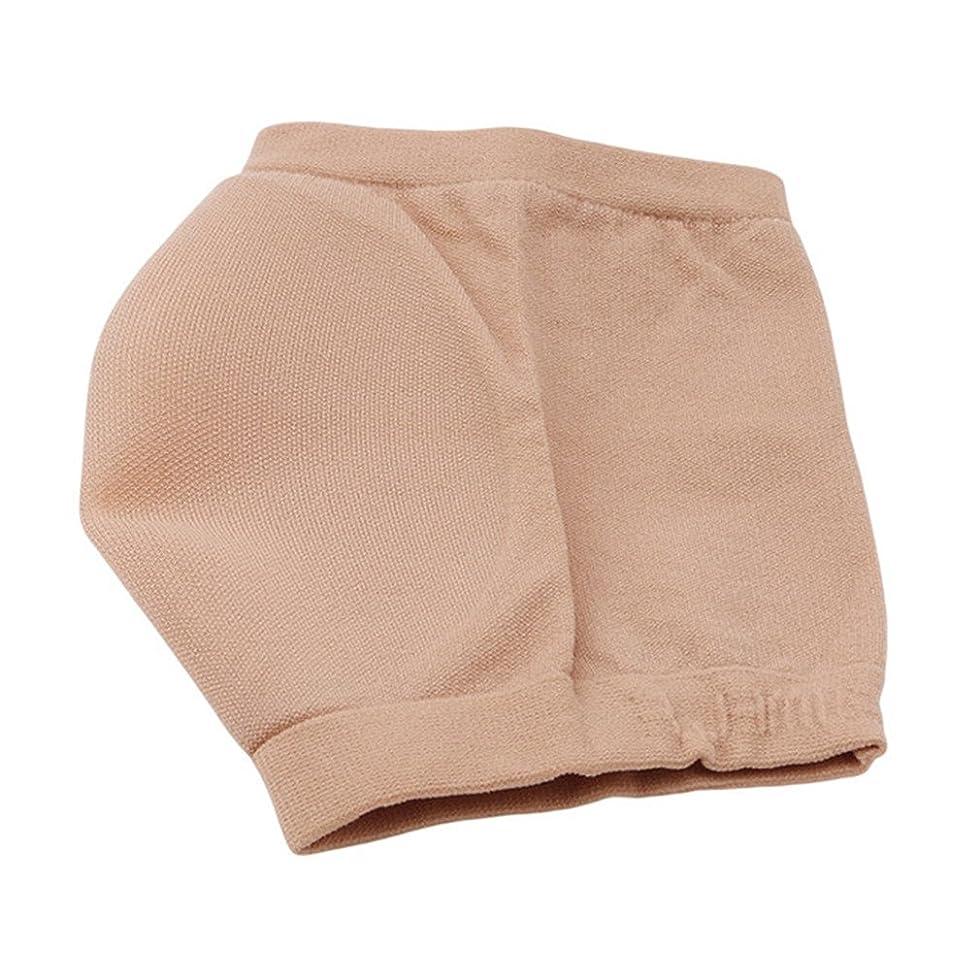 スカート多様体変形MARUIKAO かかと ジェルサポーター ソックス 保湿 ケア 割れ かさかさ 防止 美かかとづくり カラーMコード