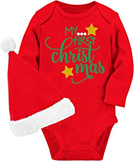 uideazone Baby Boys Girls Romper Bodysuit Infant Funny Jumpsuit Outfit 0-12 Months