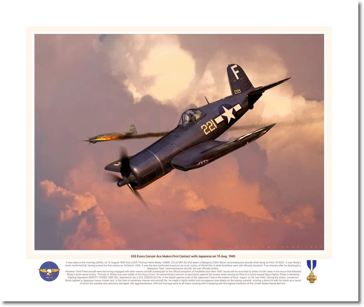 Planejunkie Sunrise Reidy sold out by Jack Corsair - WWII Popular popular ACE Fellows
