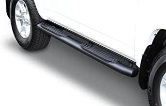 Go Rhino 67427T 415 Series Textured Black Side Step for Toyota Cab Length