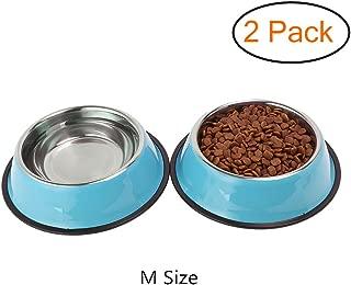 Best dog bowl set of 2 Reviews