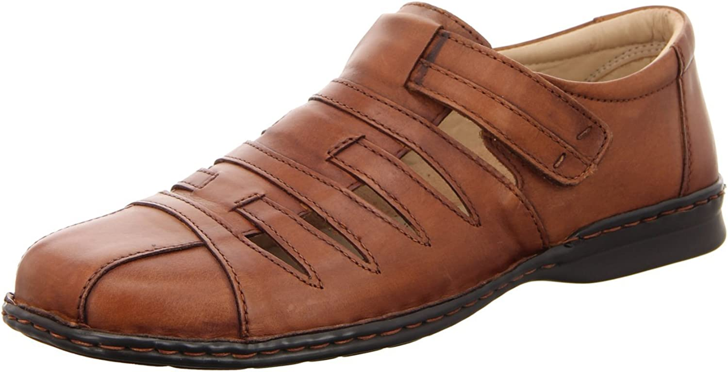 Men's ARA Albert 1 (11-14505) Lightweight Cut-Out Leather Loafer shoes