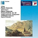 Grieg: Piano Concerto / Schumann: Piano Concerto, Konzertstück, Op. 92 (Essential Classics)