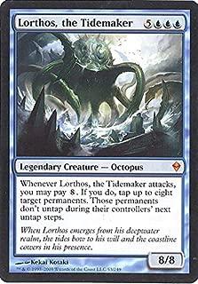 Magic: The Gathering - Lorthos, the Tidemaker (53) - Zendikar