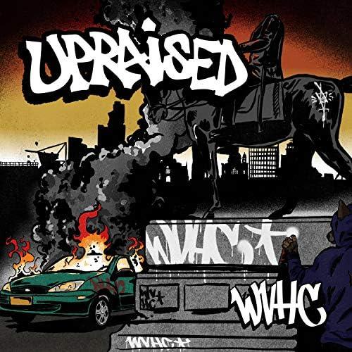 Upraised