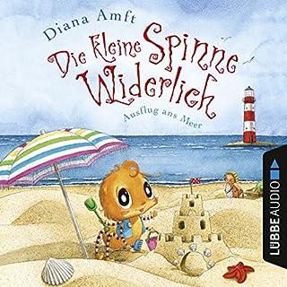 Ausflug ans Meer (Die kleine Spinne Widerlich) Titelbild